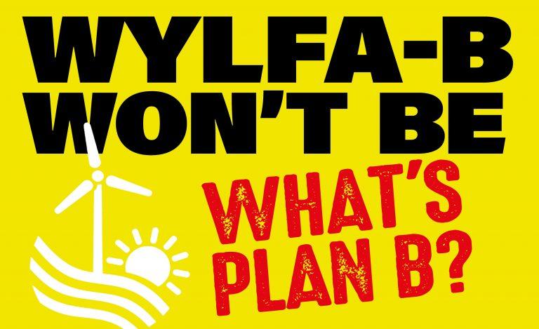 Wylfa B Won't be